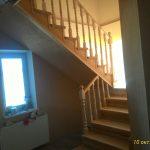 Лестница из лиственницы Калининград