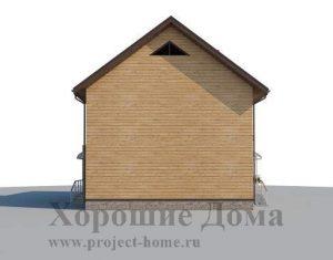 Проект AS-2108-3 Дом на двух хозяев