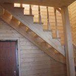 Лестницы на заказ цены от 40000 рублей