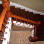 Деревянная лестница, Калининград