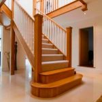oak staircase cost
