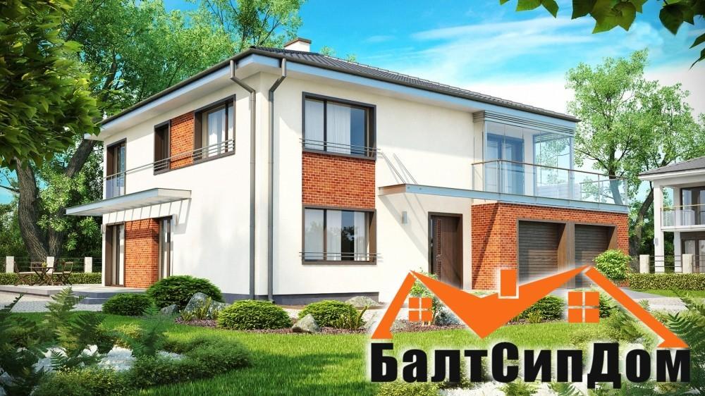 Проекты, строительство, БалтСипДом