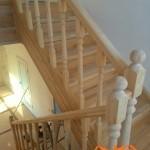 Изготовление деревянных лестниц Калининград