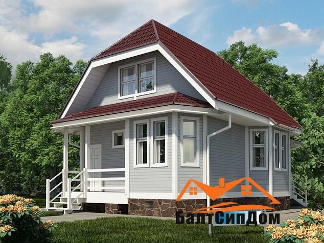 Проект SIP дома