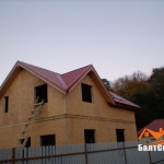 Проектирование и строительство СИП домов