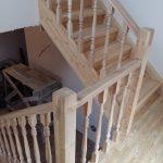Деревнные лестницы на заказ, БалтСипДом