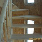 Изготовление еревянных лестниц, Калининград