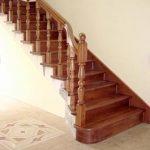 Изготовление лестниц из дерева в Калининграде