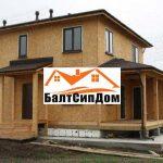 Дом из сип панелей, БалтСипДом
