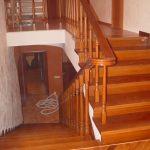 Деревянная лестница, БалтСипДом