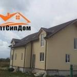 Калининград Строительство дома из SIP панелей