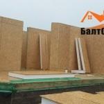 Строительство сип дома, БалтСипДом